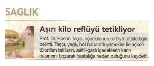 HABERTÜRK GAZETESİ